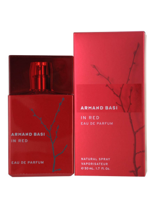 Armand Basi In Red For Women edp 50 ml