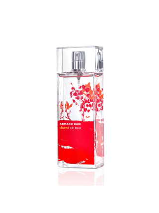 Armand Basi In Red Happy edt 100 ml