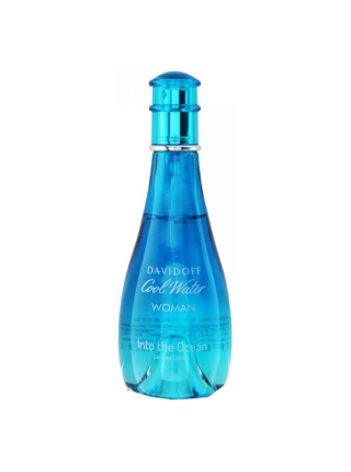 Davidoff Cool Water Into The Ocean For Women edt 100 ml