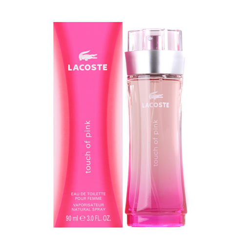 Lacoste Touch Of Pink edt 90 ml