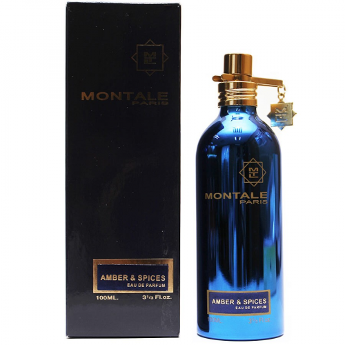 Montale Amber & Spices edp 100 ml ( Blue )