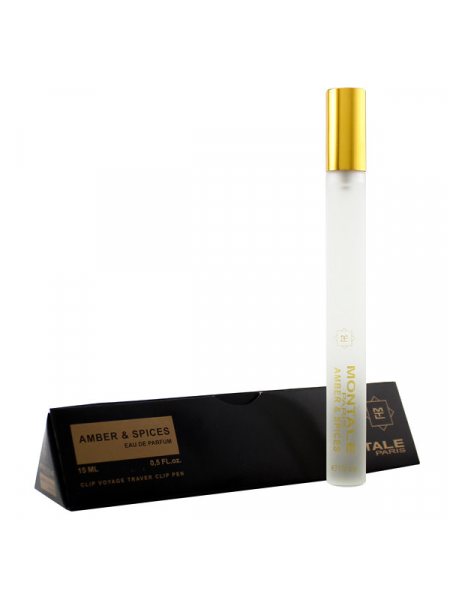 Montale Amber & Spices edp 15 ml