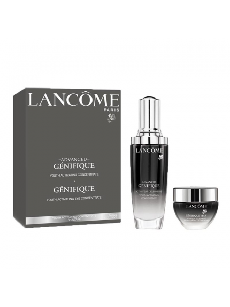 Набор кремов Lancome Genifique Youth Activating Concentrate + Eyes 2in1 50+15 ml