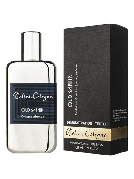 Tester Atelier Cologne Oud Saphir Cologne Absolue 100 ml