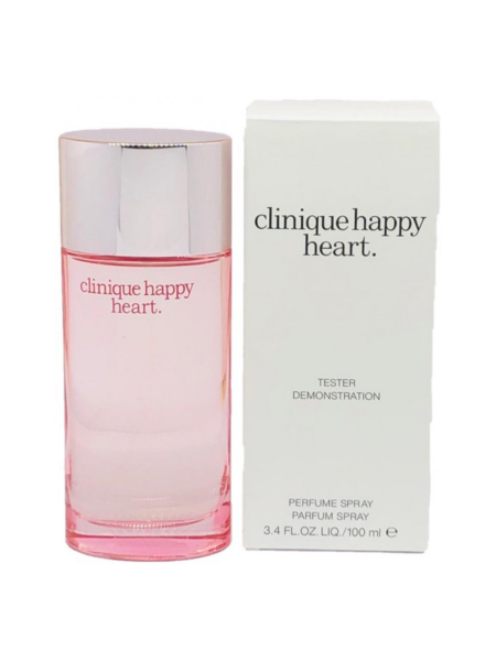 Tester Clinique Happy Heart For Women edp 100 ml