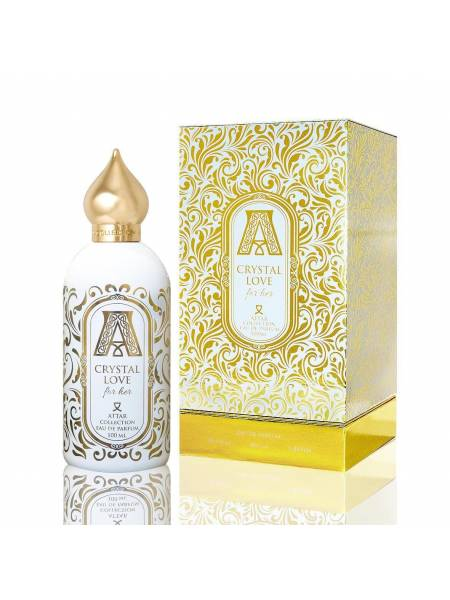 Attar Collection Crystal Love For Her edp 100 ml